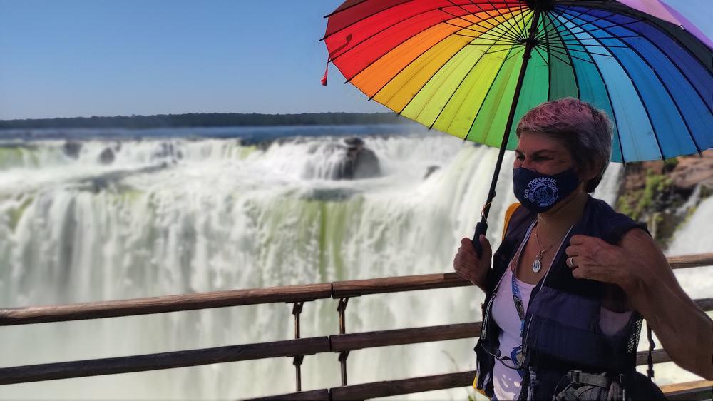 Guia profecional Parque nacional Iguazu
