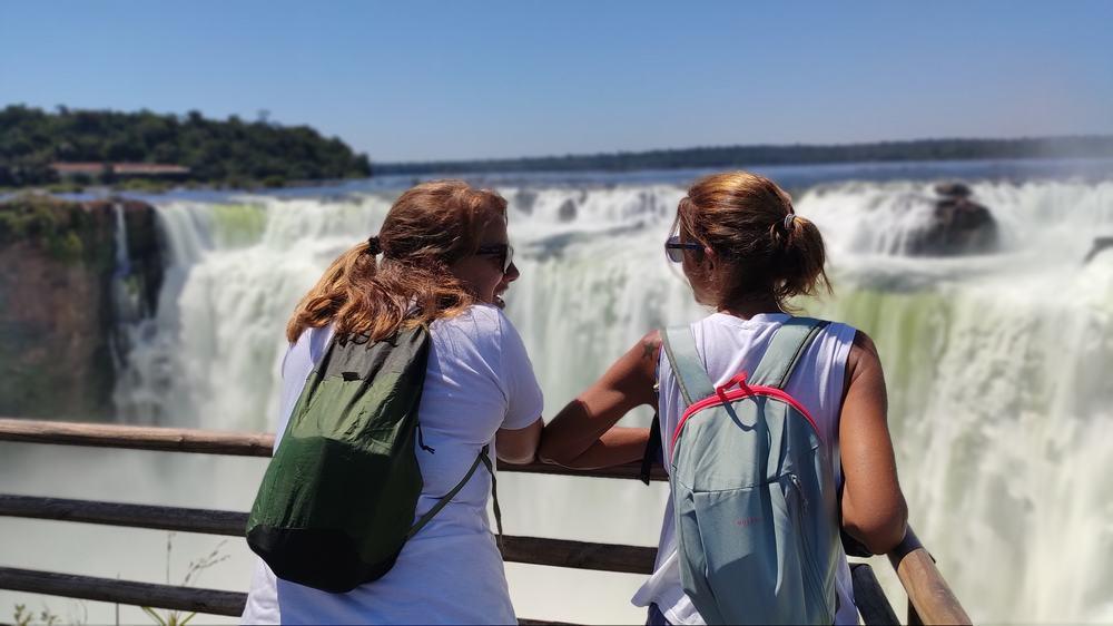 Cataratas del Iguazú garganta del Diablo