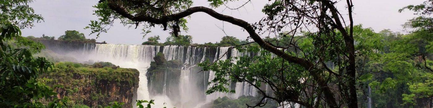 Cataratas del Iguazú circuito Inferior